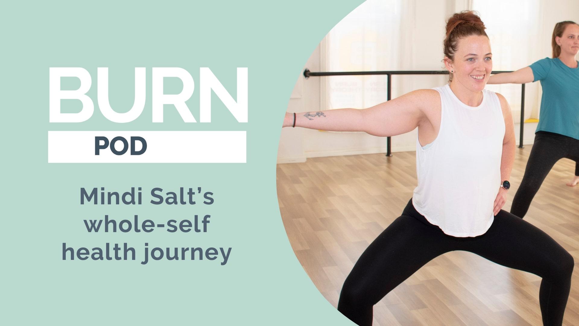 Mindi Salt's whole-self health journey