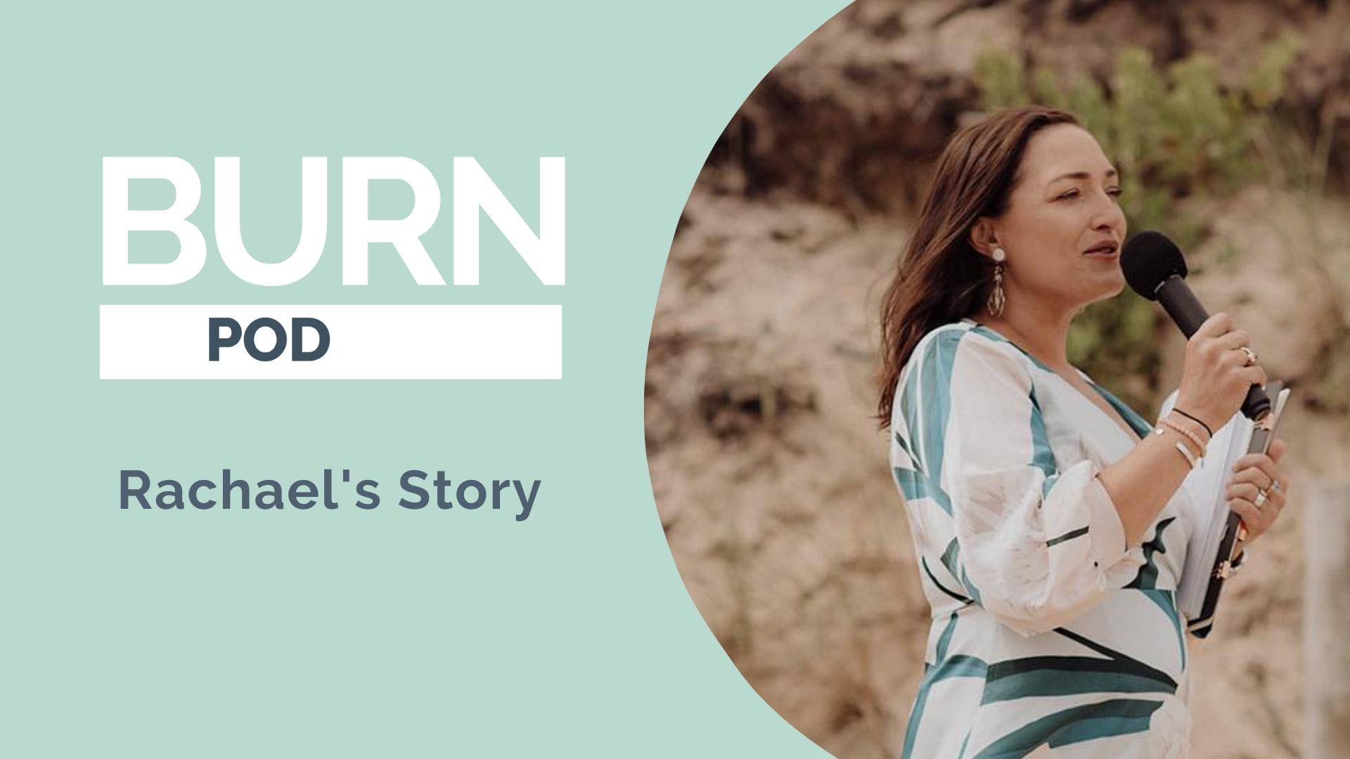Rachael Calvert's Story