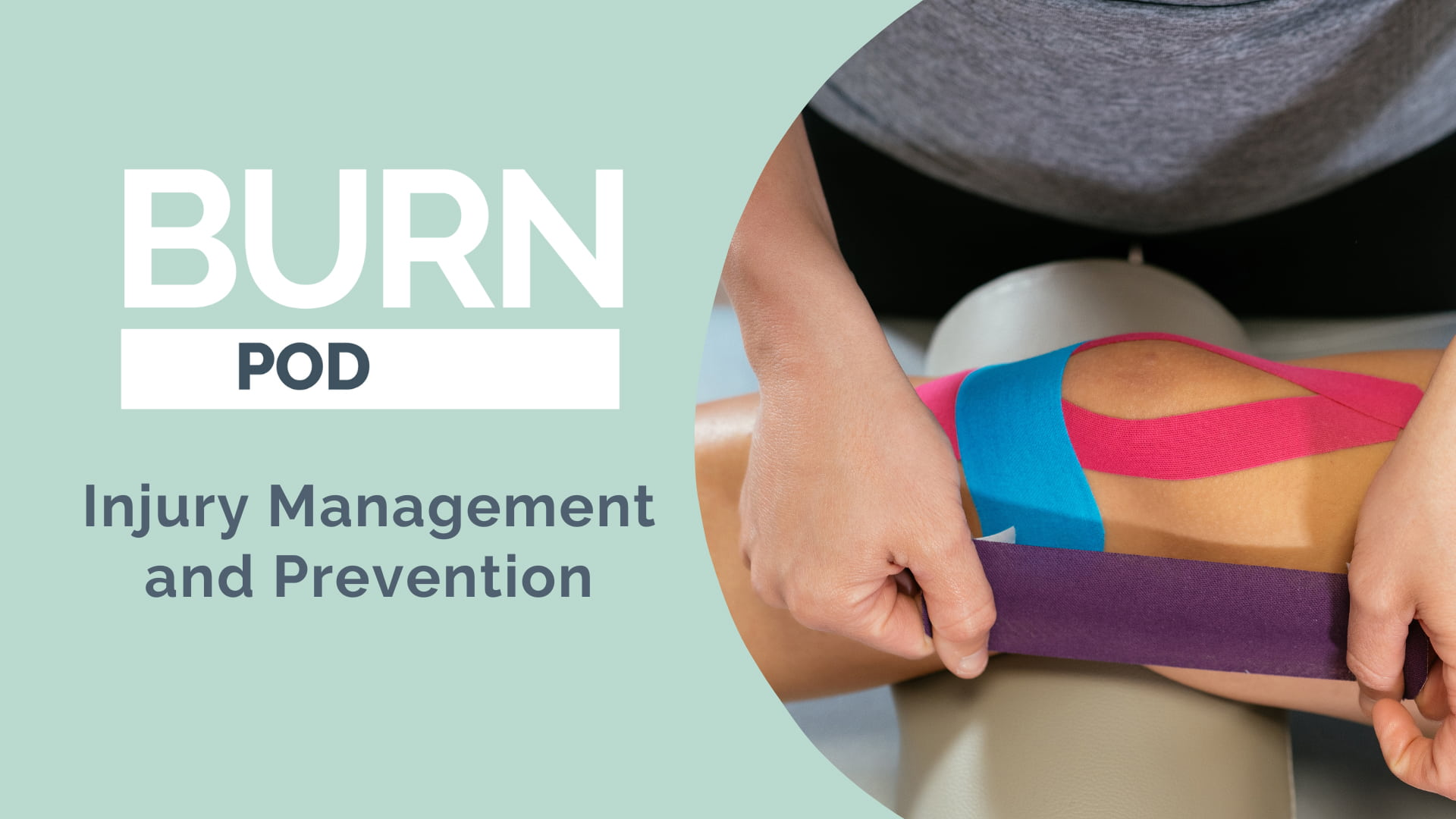 Injury Management and Prevention (with Chrissy Tadros)