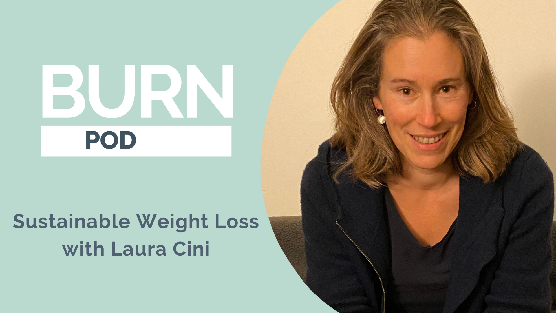 Episode 21: Sustainable Weight Loss with Laura Cini