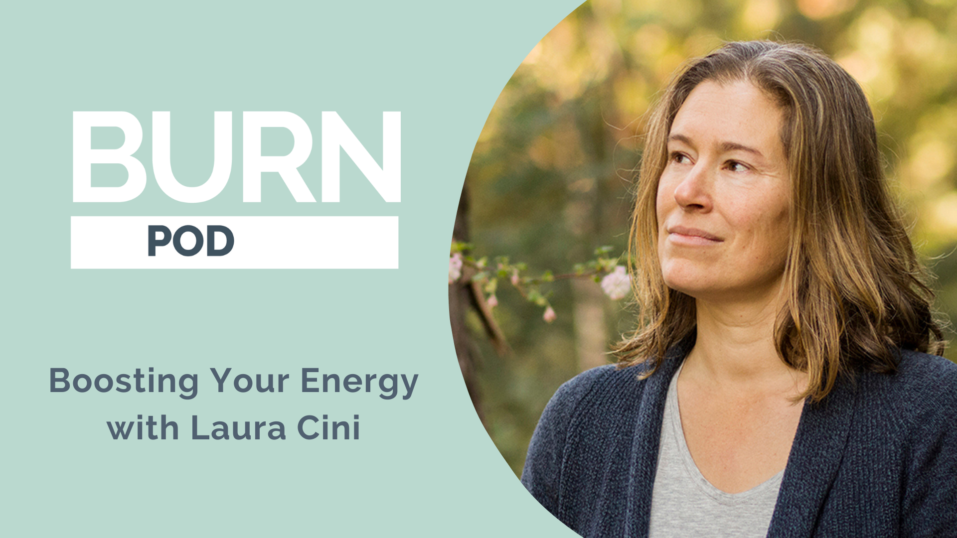 Episode 25: Boosting your energy with special guest Laura Cini